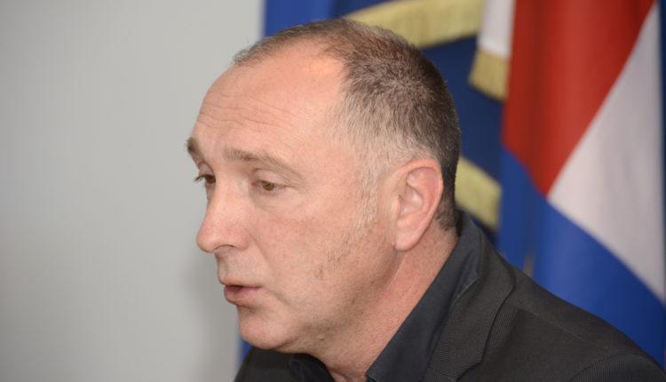 Zvonko Ladić, ravnatelj Graditeljske škole Čakovec
