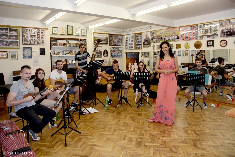 Marija Vidović i TS Frikovi, pripreme KMD20