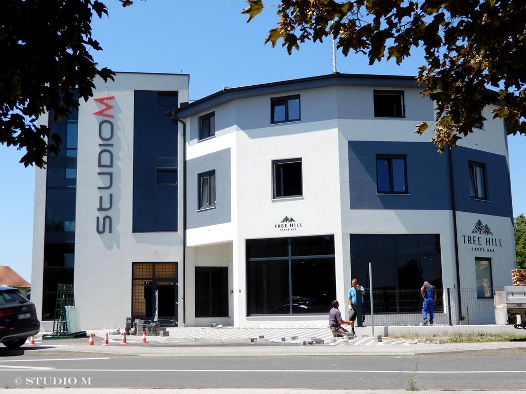 Studio M (nova poslovna zgrada, 1.7.2020.)