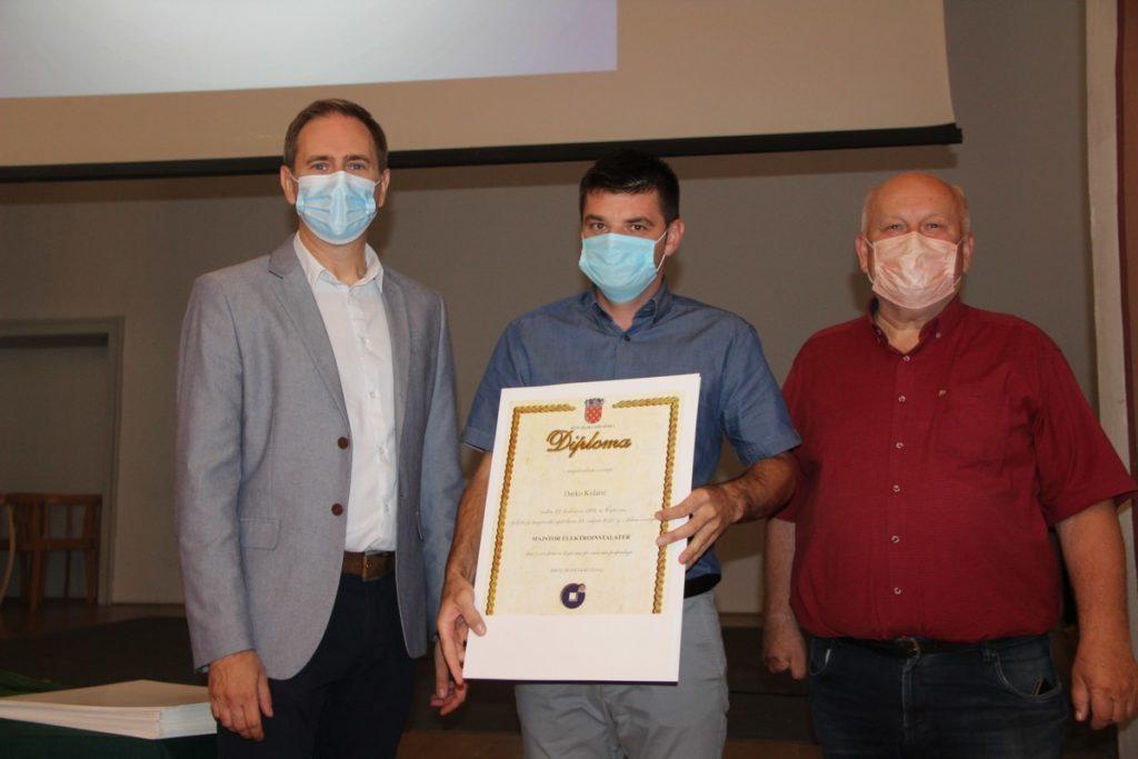 Majstorske diplome OKMŽ, rujan 2020