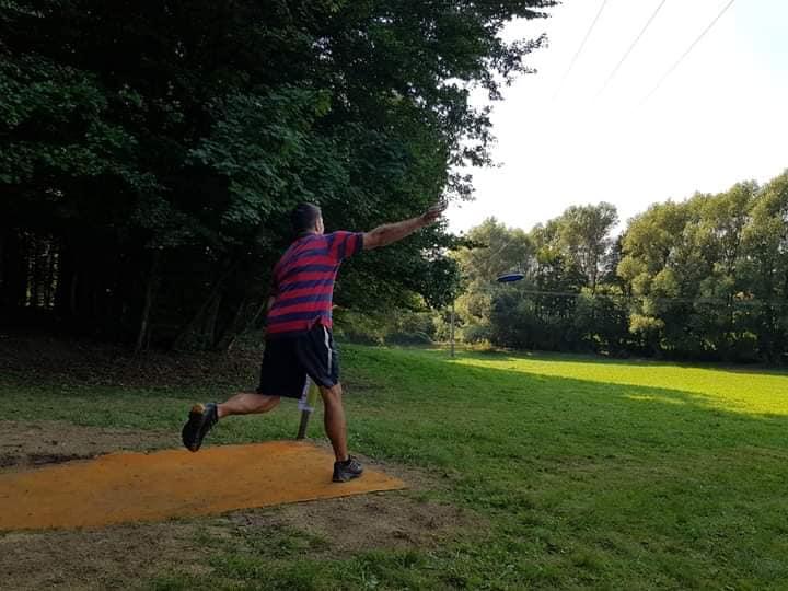 8. Prvenstvo Hrvatske u golf discu (2020)