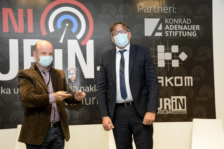HURiN – dodjela godišnjih nagrada radijskim djelatnicima (2020)
