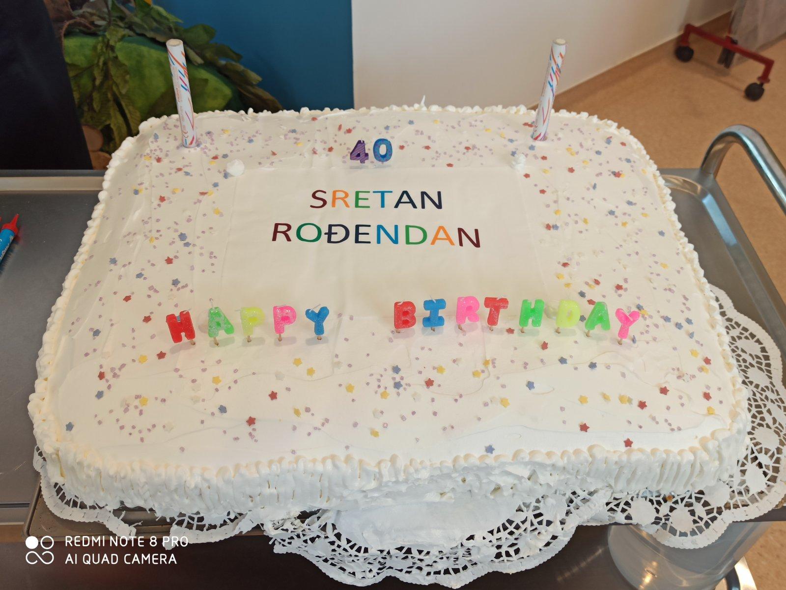 Potočnica_40. rođendan