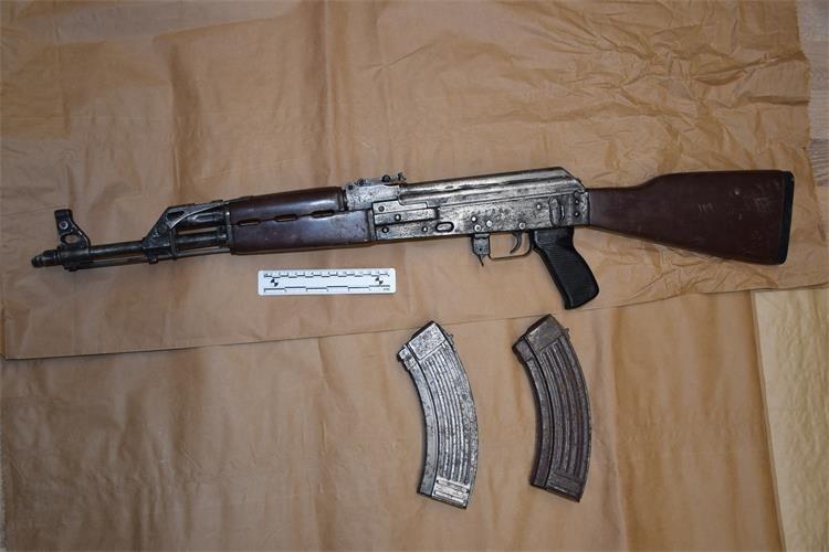 Oduzeto streljivo (Foto: PUM)
