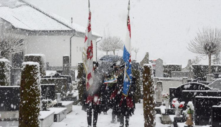 Obilježen dan sjedinjenja Međimurja s Hrvatskom (Prelog, 8.1.2021.)