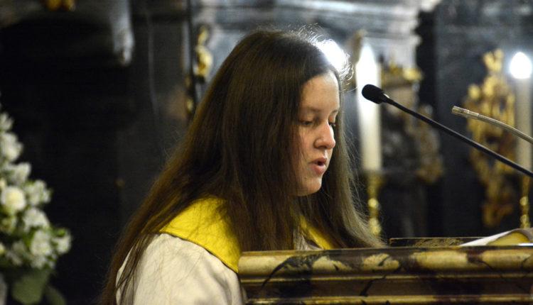 Uskrsna misa u crkvi sv. Jakoba, 4. travnja 2021.