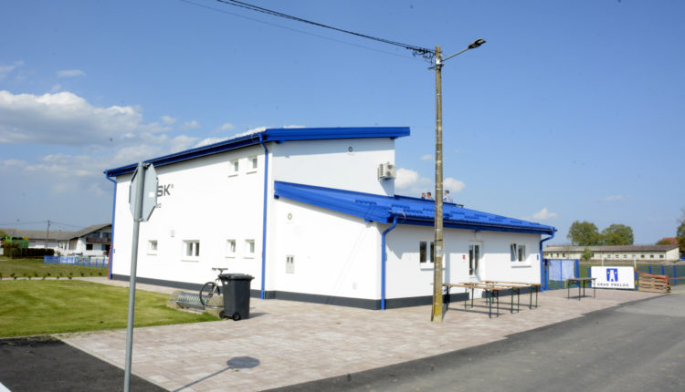 Svečano otvaranje objekta u Sportskom parku u Čehovcu, NK ČSK / 25.4.2021.