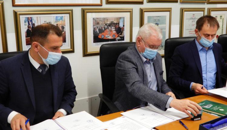 Međimurje - Europska regija sporta i Tehnix, sporazum 13.4.2021.