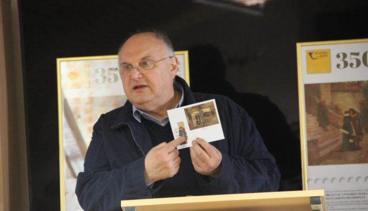 Poštanska marka i žig / 350. obljetnica pogibije Zrinskog i Frankopana / 30.4.2021.