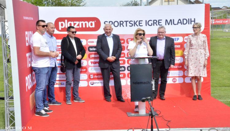 Telemach Dan sporta u Prelogu / Sportske igre mladih / 21.5.2021.