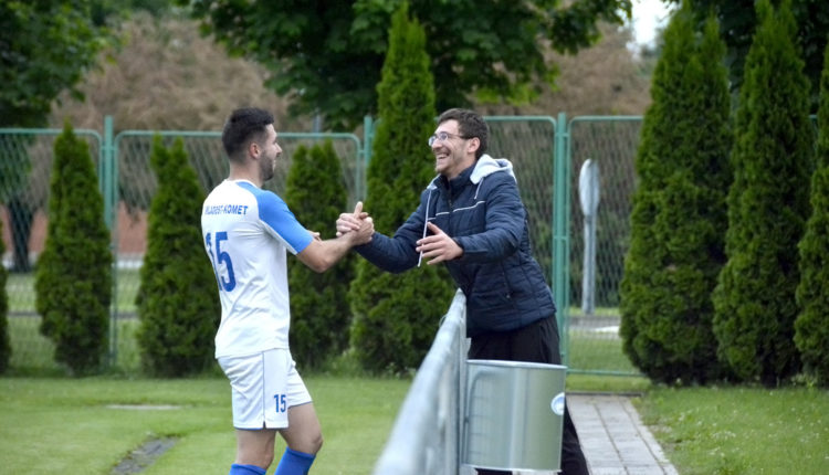 NK Mladost Komet – NK Ivančica Ivanec 5:3 / 22. kolo 4. NL / 22.5.2021.