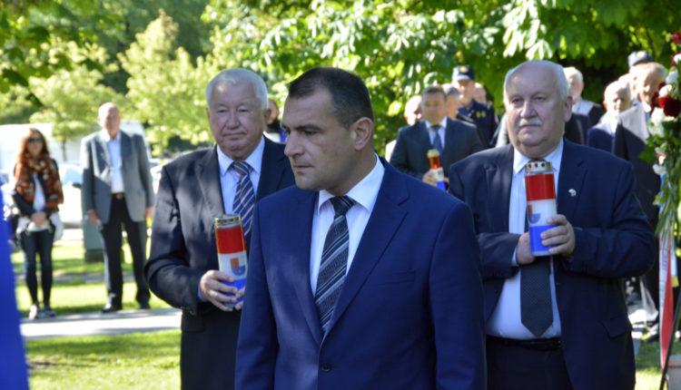 Dan državnosti i 30. obljetnica ustroja Oružanih snaga RH, obilježavanje u Čakovcu, 28.5.2021.