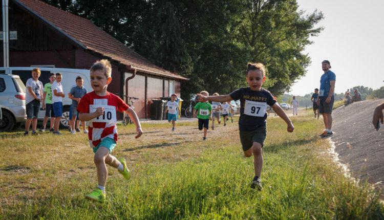 Ljetna kros liga Prelog, 1. kolo (2021.) Foto: Marko Kiš