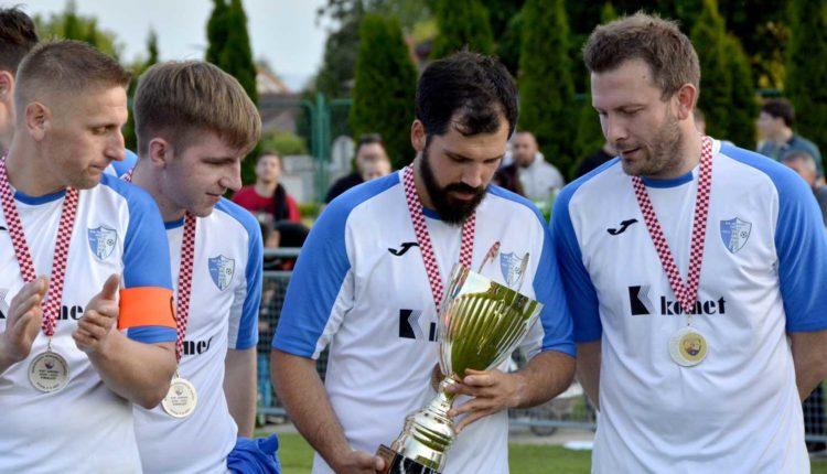 Finale Kupa MNS: NK Mladost Komet – NK Međimurje Čakovec 0:7 (2020-2021), Park Mladosti