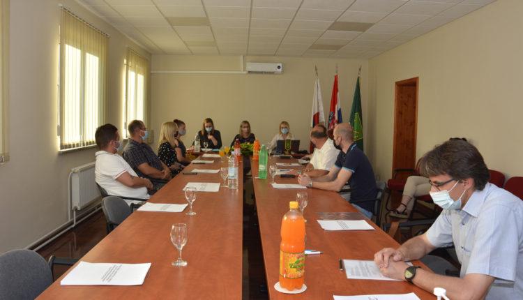 Konstituirajuća sjednica Općinskog vijeća Općine Domašinec, 8.6.2021.