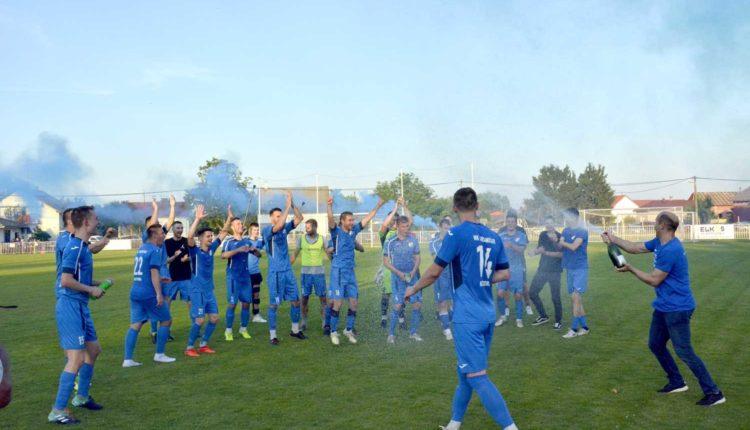 NK Graničar Kotoriba – prvak 1. međimurske nogometne lige 2020-2021