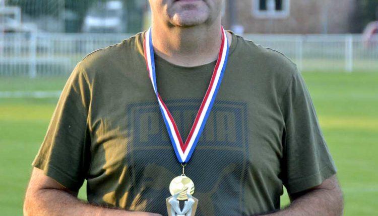 Trener Stjepan Kolarić, NK Graničar Kotoriba – prvak 1. međimurske nogometni lige 2020-2021