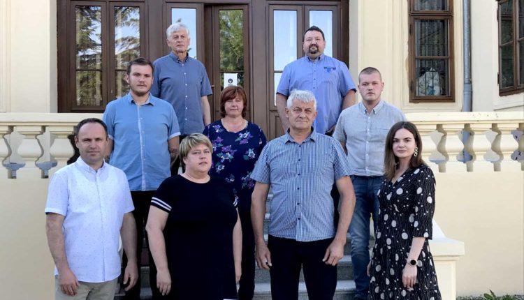 Općinsko vijeće Općine Donja Dubrava, konstituirajuća sjednica / 10.6.2021.