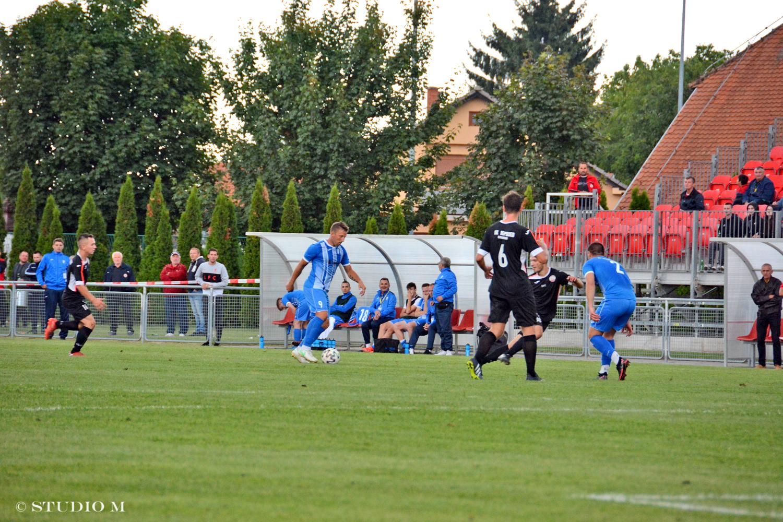 NK Mladost - NK Naprijed Cirkovljan 1. kolo 4. NL 2021/2022 2:2