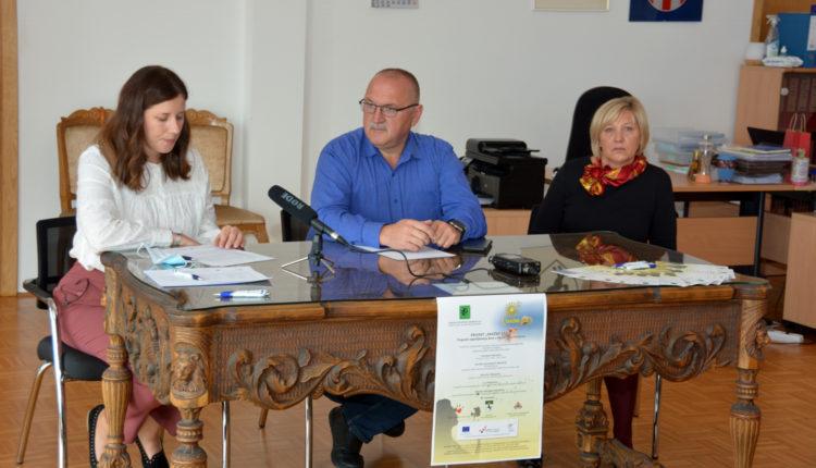 Općina Donji Kraljevec, početna konferencija projekta Snažno zaželi, faza 2, 13.10.2021.